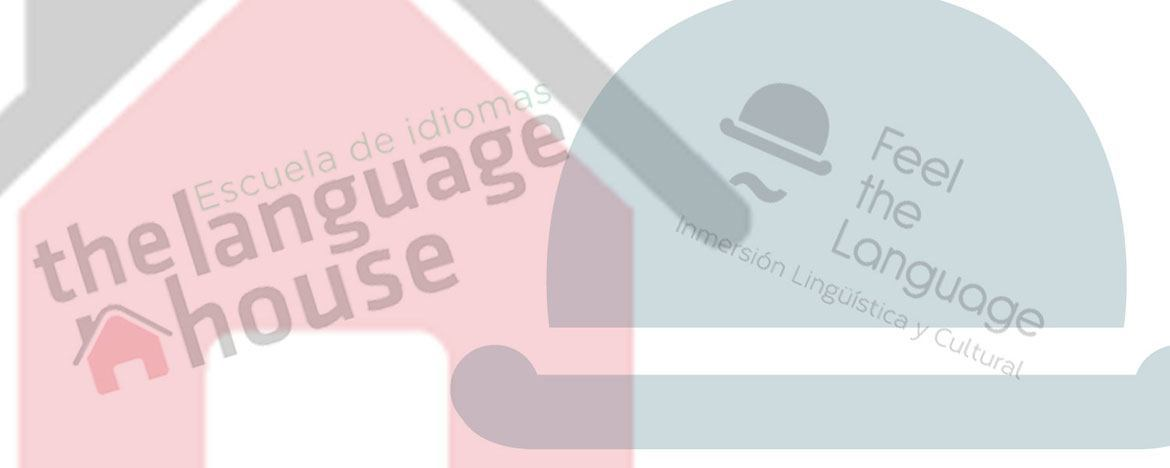 Feel The Language - The Language House